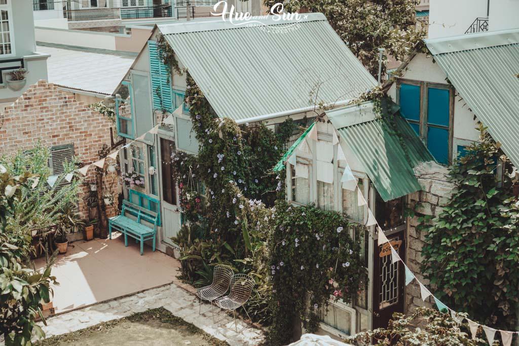 Homestay Đà Lạt, Là Nhà homestay