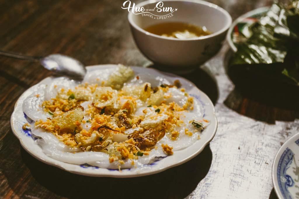Ẩm thực Huế, bánh bèo