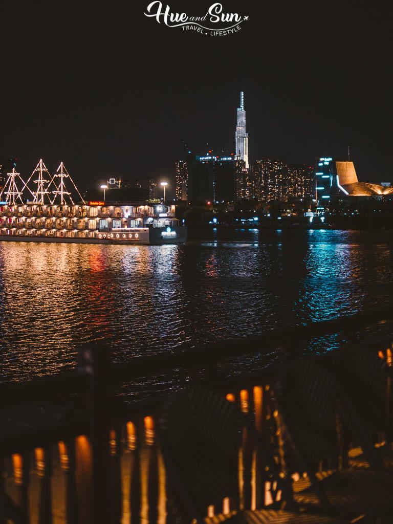 Du thuyền Bonsai Legacy