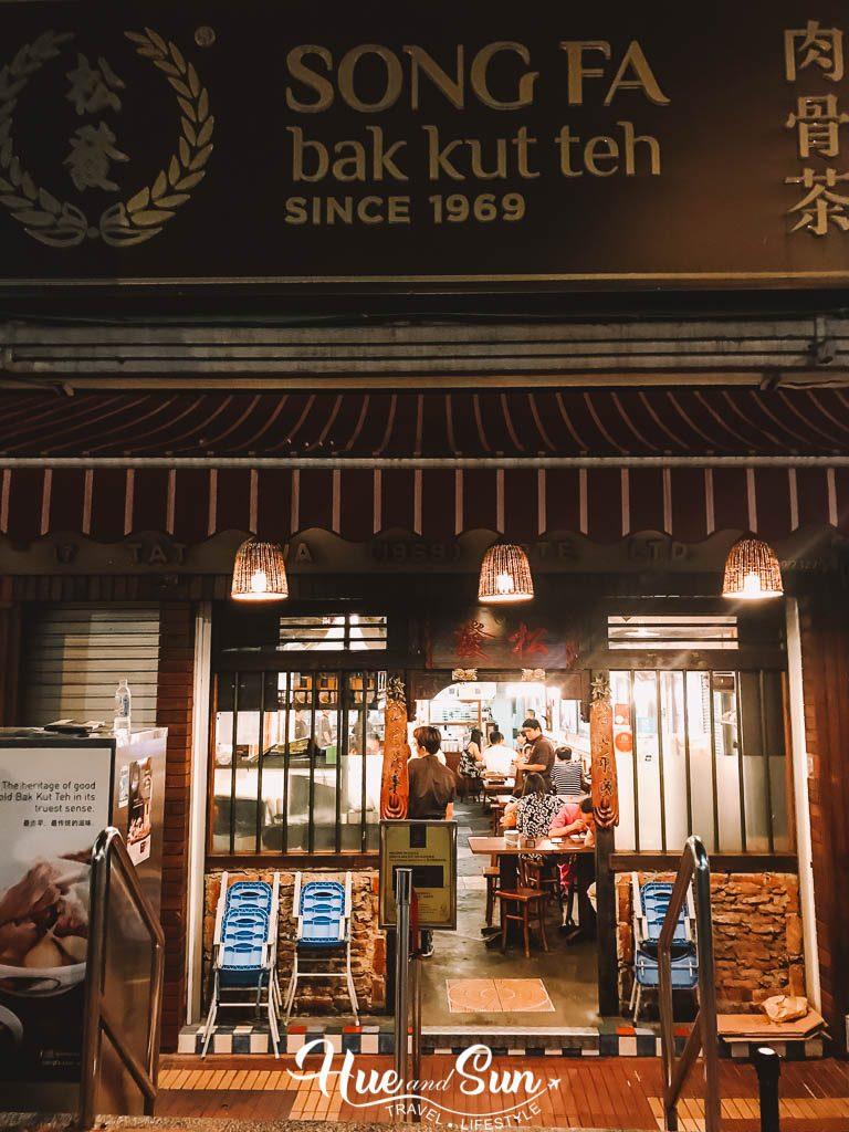 Món ăn ở Singapore